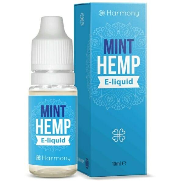 CBD e-liquid mentholsmaak
