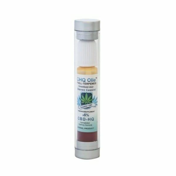 CBD HQ olie 5 procent 10 ml CHQ
